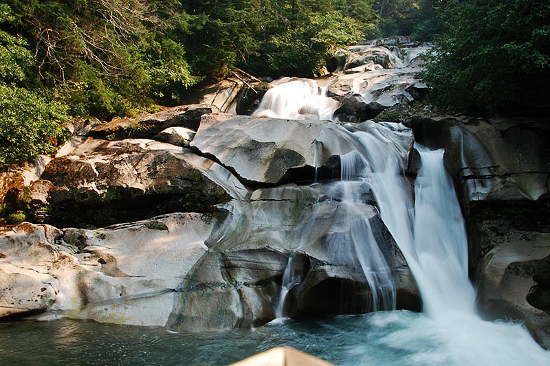 Clayton Falls, Bella Coola, Bella Coola Valley, Coast of Central British Columbia