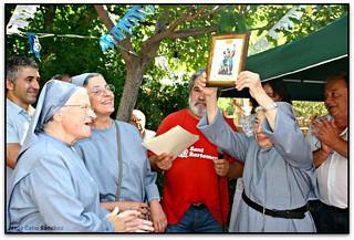 Les monges de Puiggraciós l'any 2013