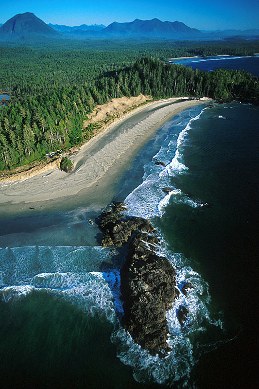 Pacific Rim, West Coast Vancouver Island, British Columbia, Canada