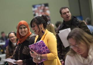 Career Fair at College of DuPage 2014 38 | by COD Newsroom