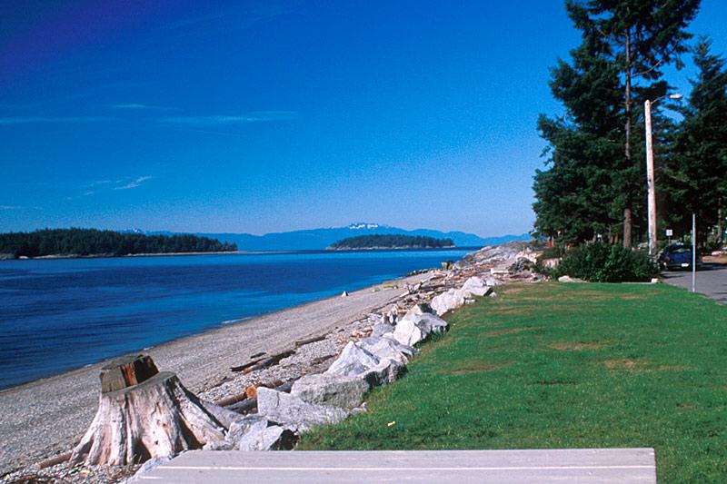Sechelt, Sechelt Peninsula, Sunshine Coast, British Columbia, Canada