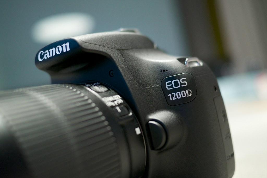 Canon EOS 1200D | Kārlis Dambrāns | Flickr
