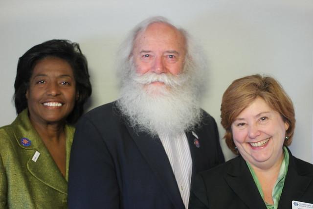 Verna Gates, Jacquelyn Shipe Knight, & Stan Miller