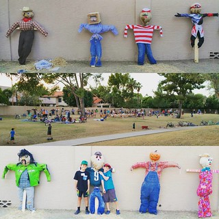 21st annual neighborhood #scarecrow festival in #McCormickRanch | by CentralScottsdale