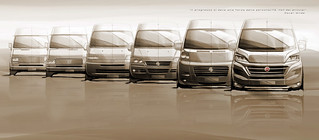 Fiat Ducato generations - sketch - 01 | by Az online magazin