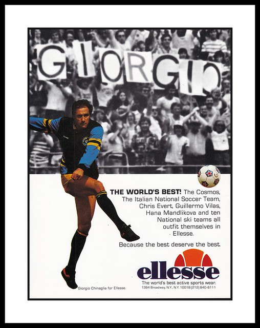 Ellesse, 1981
