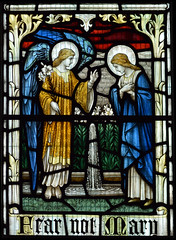 Annunciation (Powell & Sons, 1921)