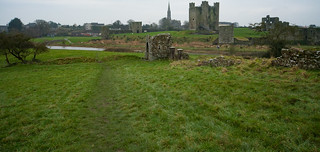 TRIM CASTLE AND NEARBY [COUNTY MEATH]-123613