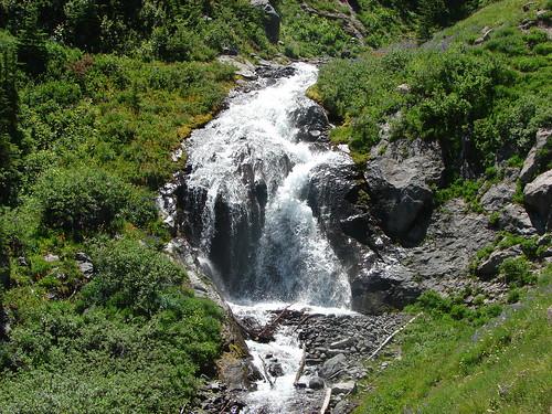 Waterfall on Heather Creek