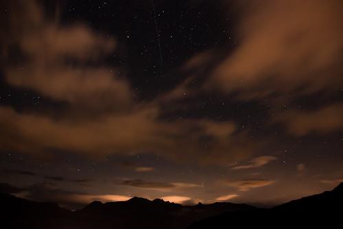 night canon stars nuit étoiles 500d