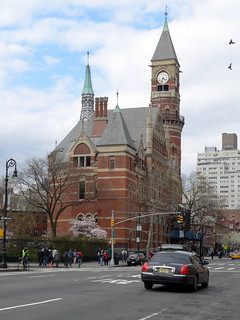 Jefferson Market Library | by mtchlra