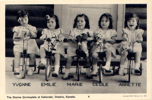 Dionne Quintuplets 2 | by Dundas Museum and Archives