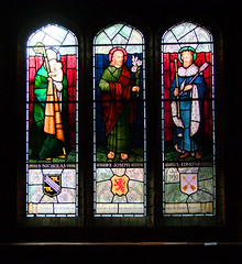 St Nicholas, St Joseph and St Edmund