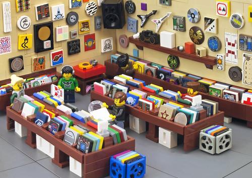 Record Store | by Ryan Howerter