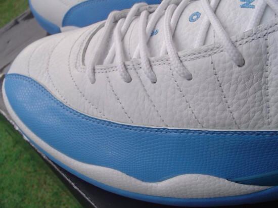 sneakers for cheap bdada 62dd8 Carmelo Anthony 12 White Baby Blue | The Jordan List | Flickr