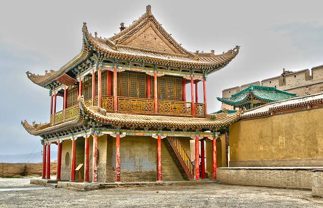 Chine - Jiayuguan