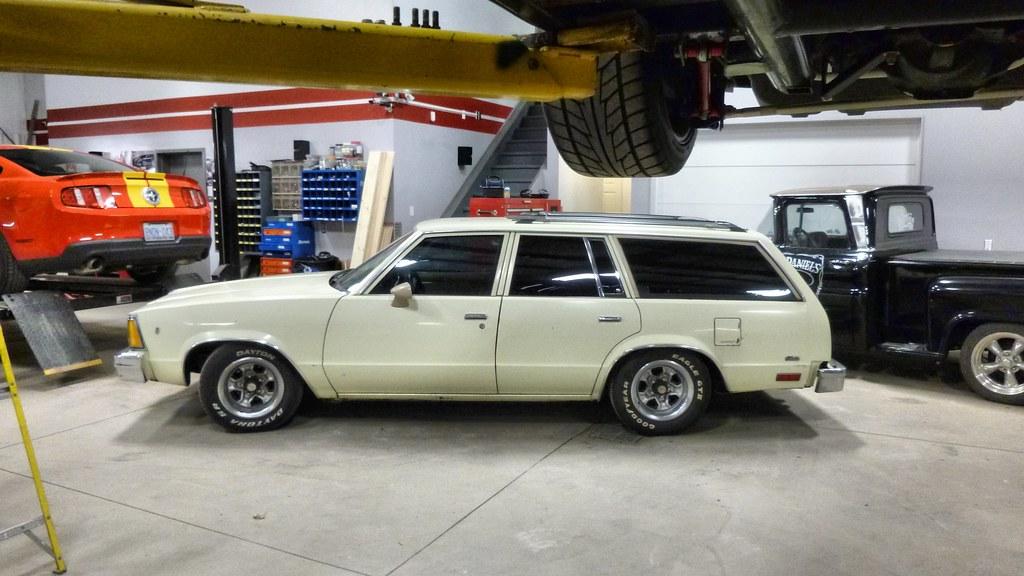 1981 Chevrolet Malibu Wagon   Wicked Garage Inc