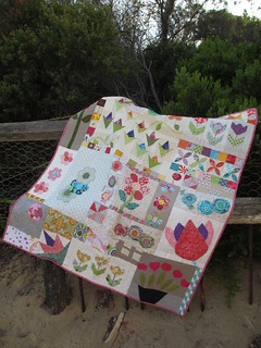 do. Good Stitches: a charity bee - Cherish circle - front
