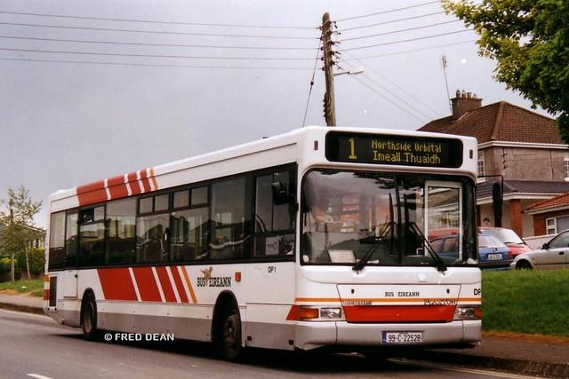 Bus Eireann DP1 (99C22528).
