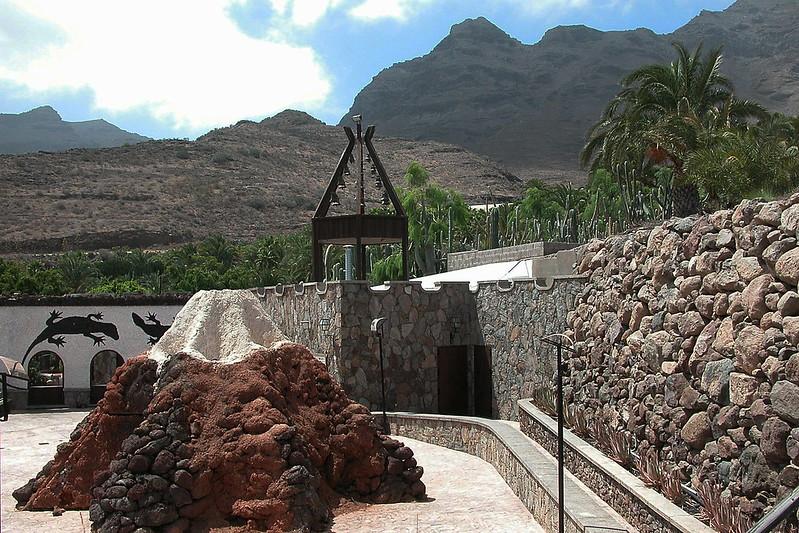Gran Canaria_landschap