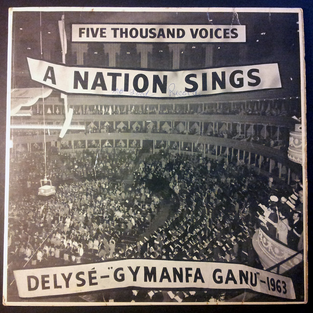 A Nation Sings - 5000 Voices
