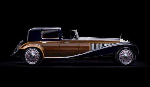 1932 Bugatti Royale Type 41 Woody | by Gilbertson Photography