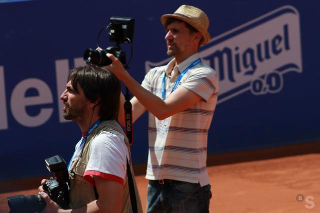 Tenis en el Barcelona Open Banc Sabadell