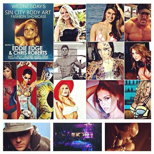 Tonight 5 7 Sin City Bodyart Fashion Showcase Featur Flickr