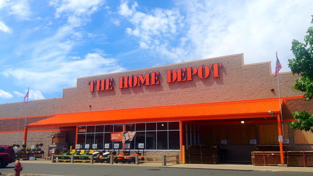 Home Depot Wallingford Ct 7 2014 Home Depot By Mike Moz Flickr