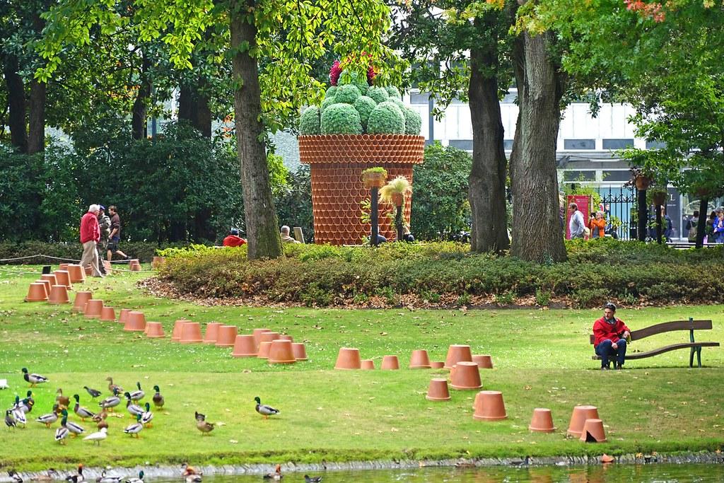 Le Potanpo de C. Ponti (Jardin des plantes, Nantes) | Flickr