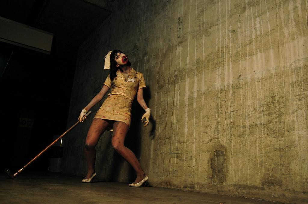 Silent Hill Nurse Silent Hill 3 John Flickr