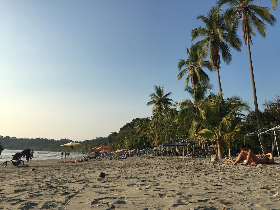 Ching, Anita; Costa Rica - Primera semana de clases y viajes!, Manuel Antonio