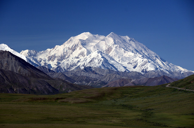 View of Mount McKinley