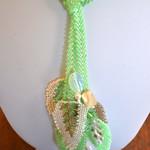 Lariat Necklace by Jenny Schu