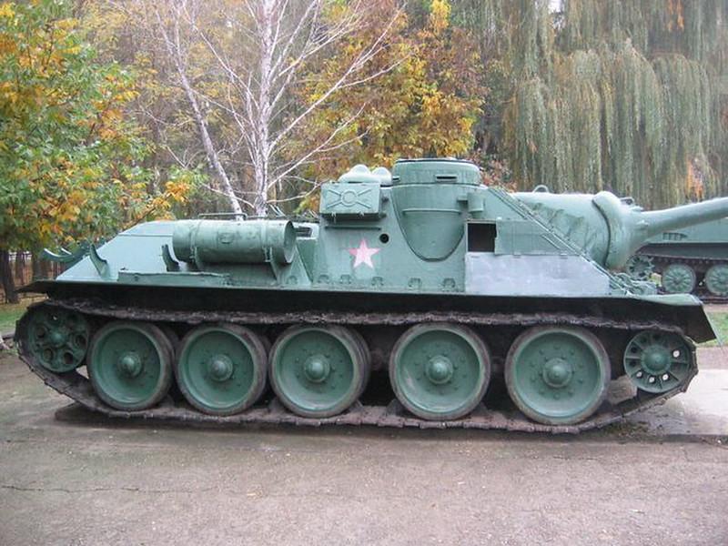 SU-100 Krasnodar (3)