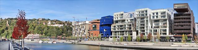 La Place nautique (Lyon Confluence)
