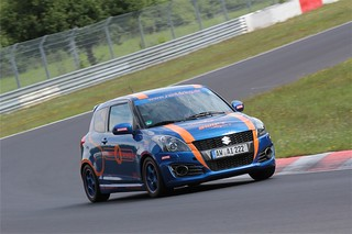 Suzuki Swift Sport Rent4Ring 5 | by danidmas