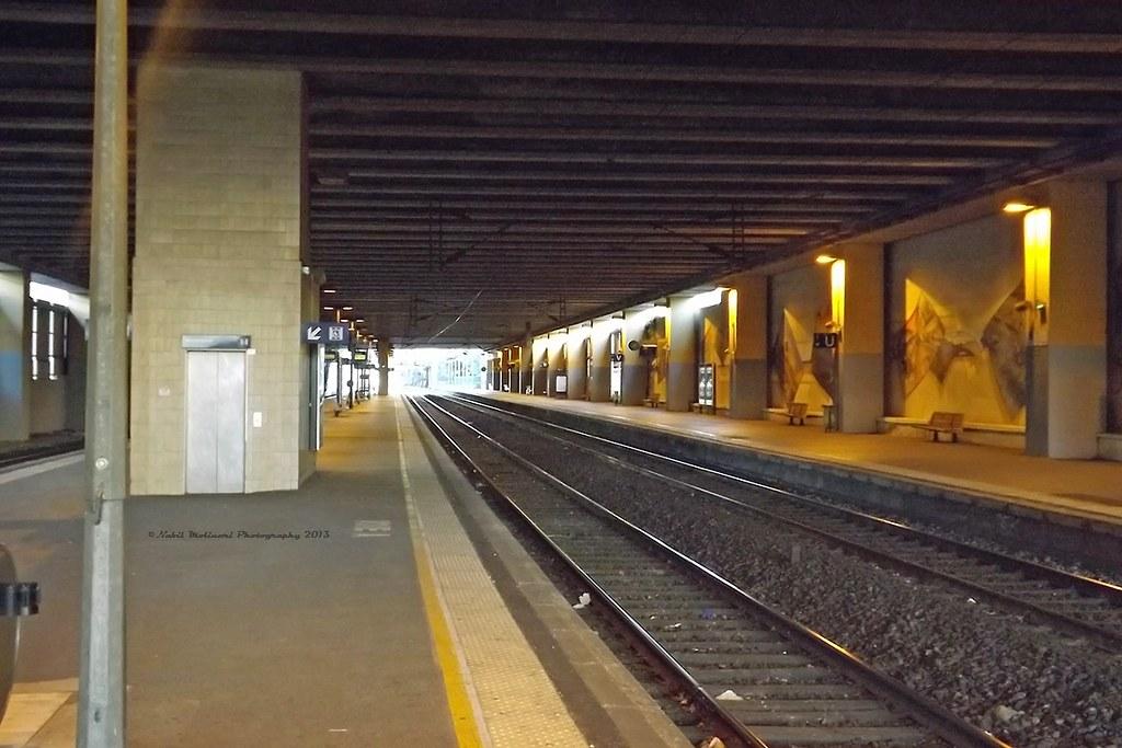Gare SNCF de Saint Raphael, Var