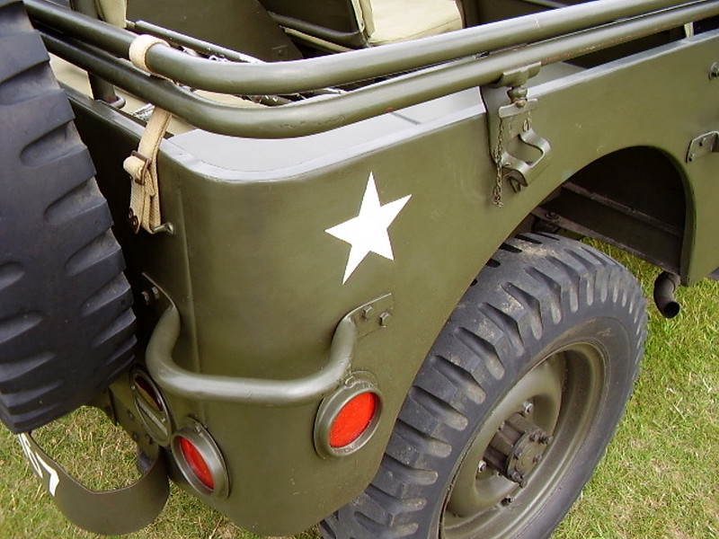 Willys Jeeps (9)