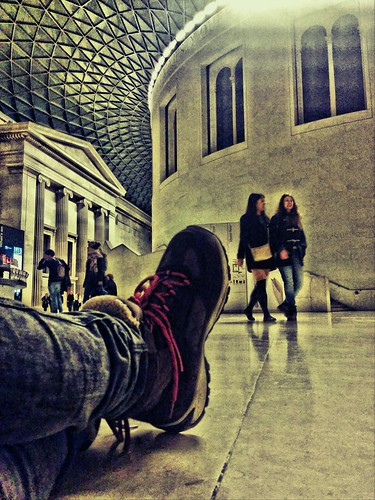 Nights in the British Museum | by VeRoNiK@ GR