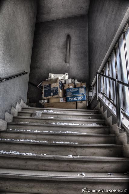 |URBEX| Ex Palazzo delle Regioni