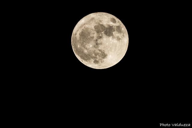 Super Luna de Noviembre