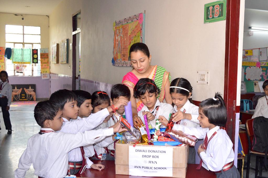 October 2016   Jiva Public School