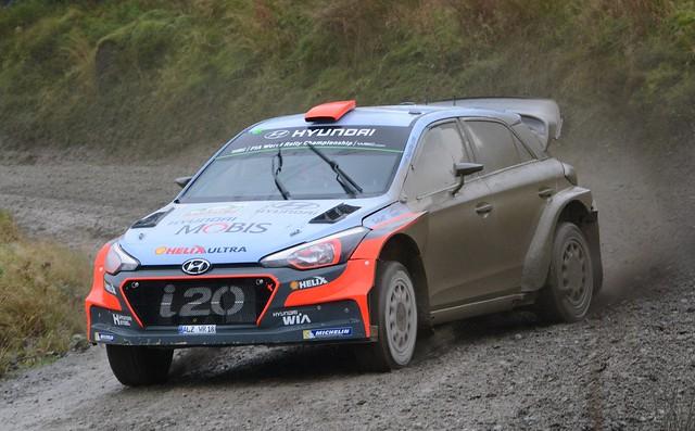 Hyundai i20 WRC - Sordo