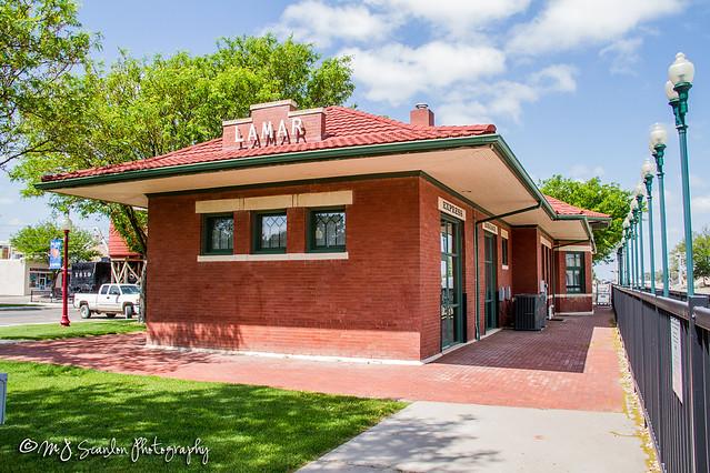 Santa Fe Depot | Lamar Colorado