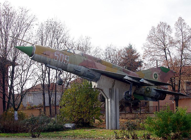 509 MiG-21 Zelenikovo 27-11-16
