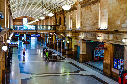 Adelaide Railway Station | by Mike Keelan Adelaide