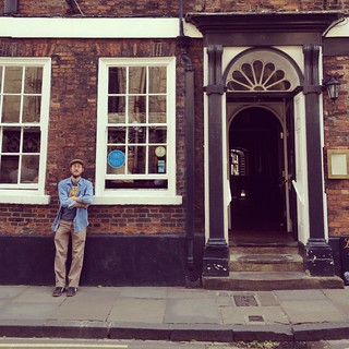e. at Guy Fawkes' house   by Texarchivist