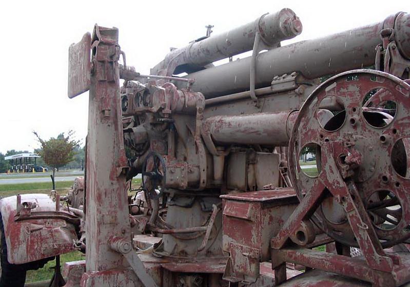 88 мм зенитная артиллерия 36 (6)