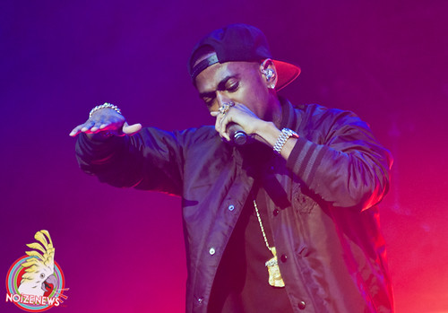 Big Sean in Detroit | by Alexis Simpson
